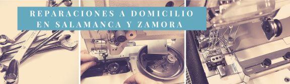 arreglos de maquinas de coser en salamanca y zamora
