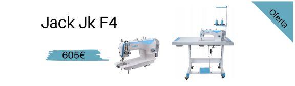 Maquina de coser industrial Jack JK-F4