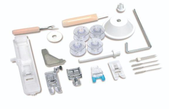Accesorios maquina de coser necchi