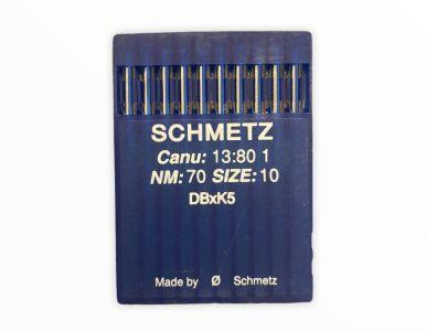 10 Agujas Schmetz DBxK5
