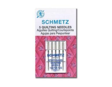 Agujas Schmetz Quilting 130/705