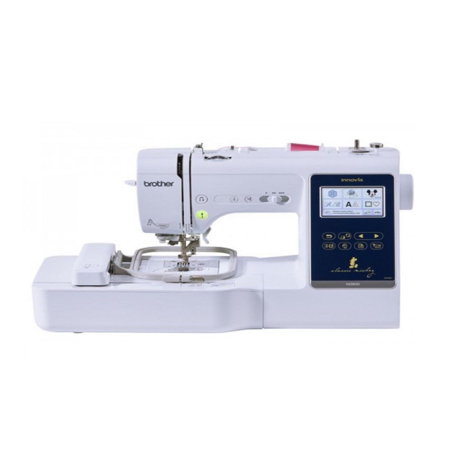 Maquina de coser y Bordar  Bother M280D