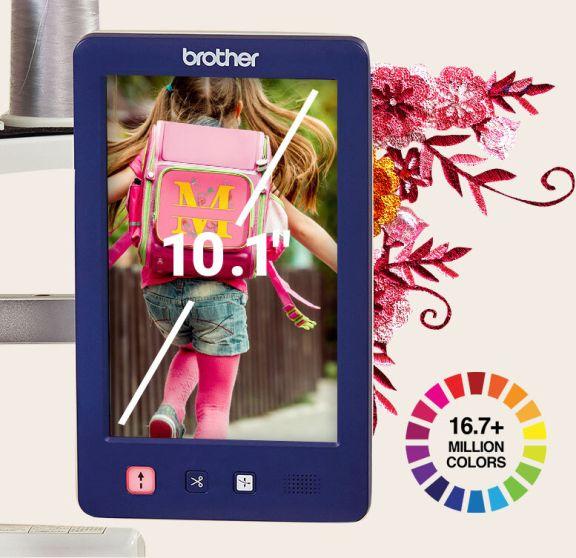 Bordadora Brother PR670E