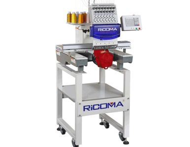 Bordadora Industrial Ricoma RCM -1201TC-7S