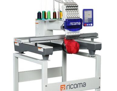 Bordadora Industrial Ricoma SWD 1201