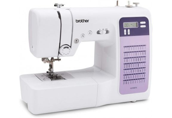 Maquina de coser electronica Brother FS70Wtx