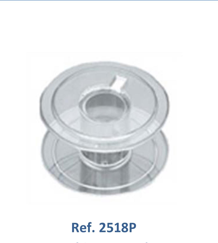 Pack 10 Canillas Ref 2518P para maquina de coser domestica