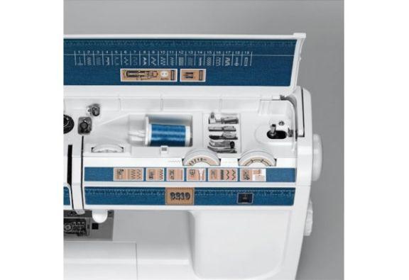 Maquina de coser profesional Elna 3210 Jeans