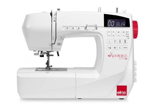 Maquina de coser Elna 570 A