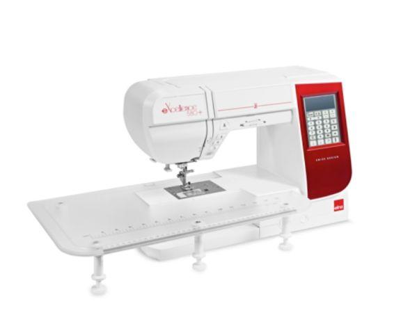 ELNA 580  maquina de coser electronica