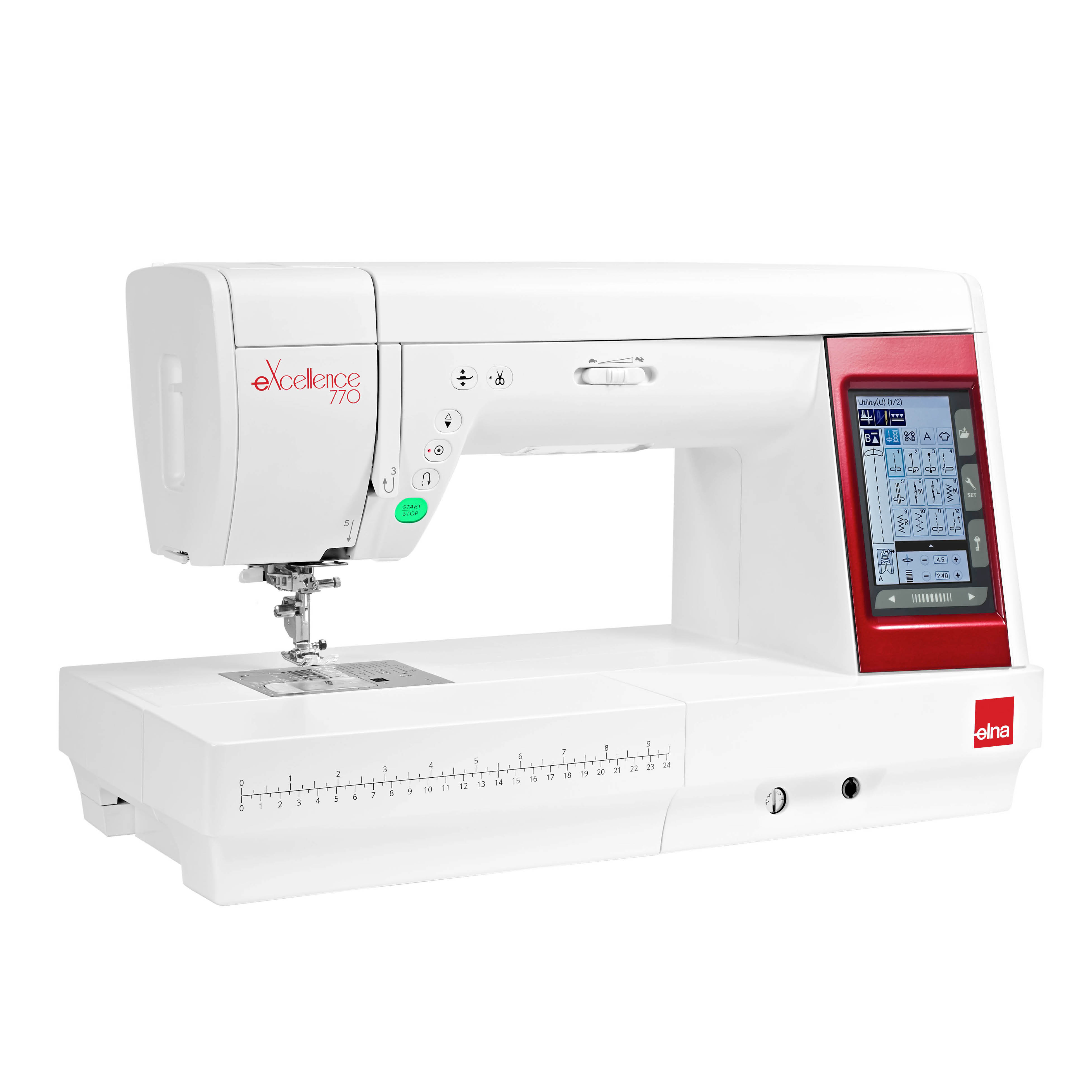 Maquina de coser Elna Excellence 770
