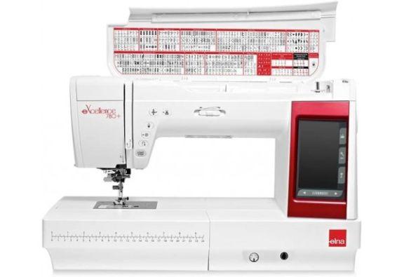 Maquina de coser profesional Elna 780 plus