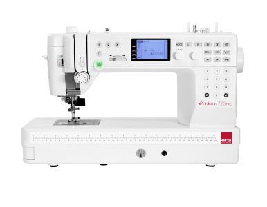 Máquina de coser Elna 720 Pro Excellence