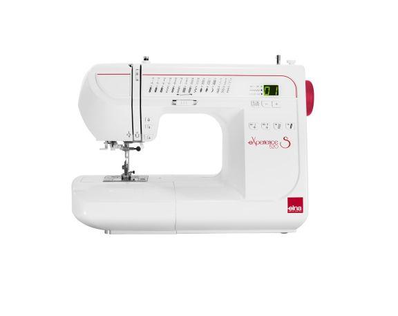 Maquina de coser elna experience 520 S