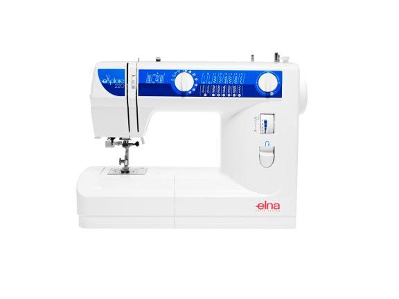 Maquina de coser Elna 220 explore
