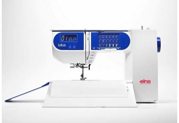 Comprar Máquina de coser electrónica ELNA Lotus al mejor