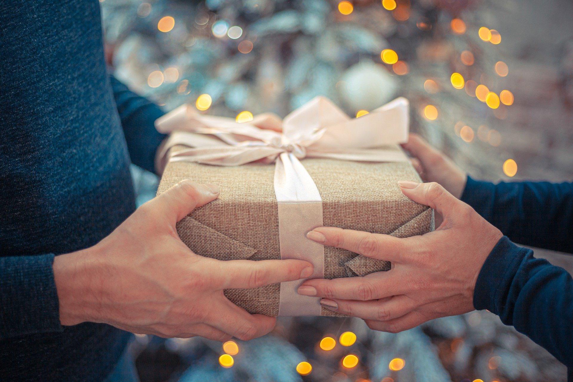 ¡Esta compra tiene regalo!
