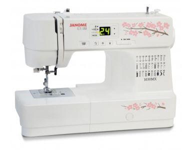 Maquina de coser Janome 1030MX
