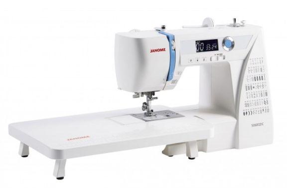 maquina de coser profesional Janome 5060QDC