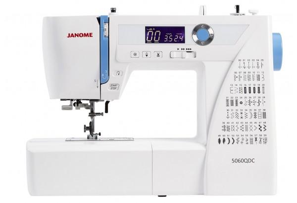Máquina de coser Janome 5060QDC