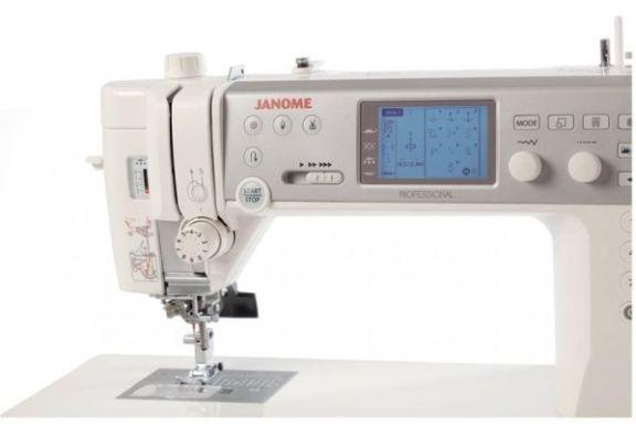 Maquina de coser profesional Janome MC6700P
