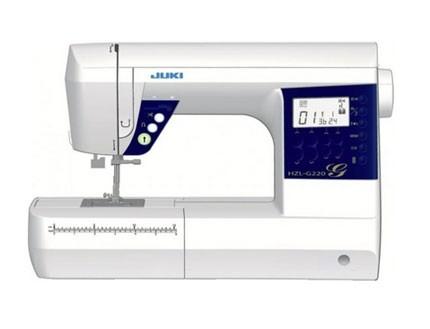 Maquina de coser Juki HZL-G220