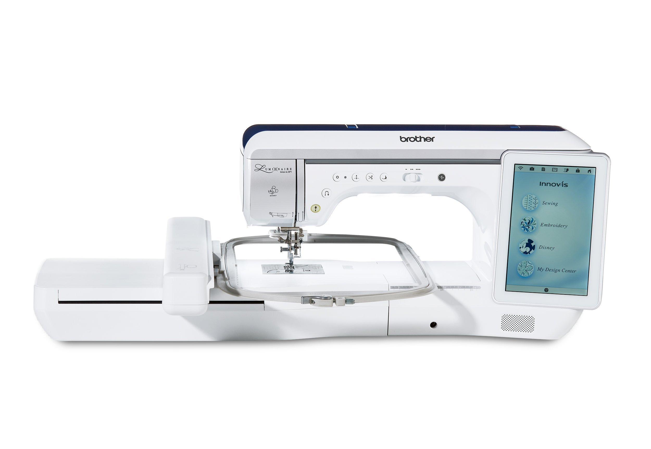 Maquina de coser y bordar Brother XP1