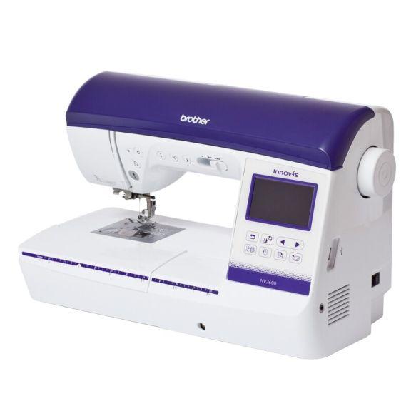 Maquina de coser y bordar Brother innovis 2600