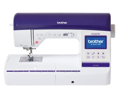 Máquina de coser y bordar  Brother Innovis 2600