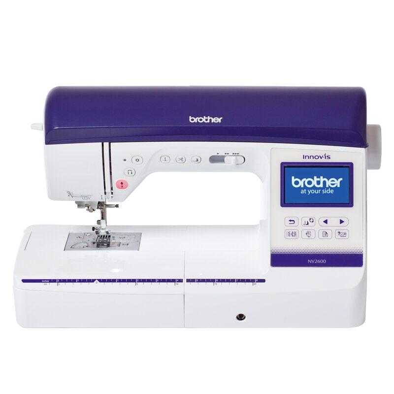 Máquina de coser y bordar  Brother Innovis 2600
