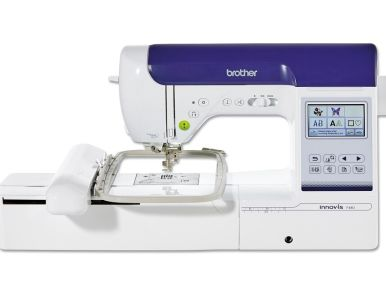 Máquina de coser y bordar Brother Innovis F480