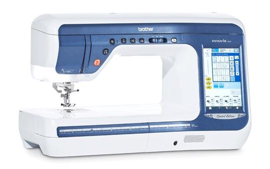 Maquina de coser y bordar Brother Innovis V5