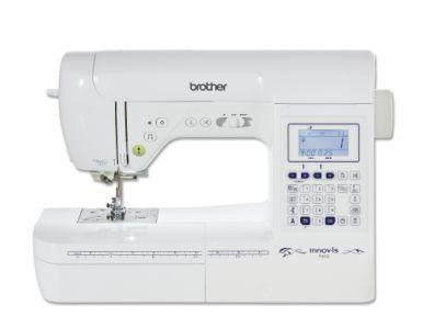 Maquina de coser Brother F410