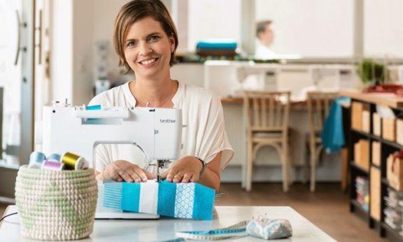 Máquina de coser  BROTHER INNOVIS A150 entremaquinasdecoser