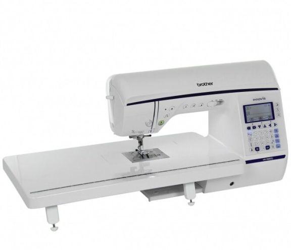 Maquina de coser Brother innovis 1800Q