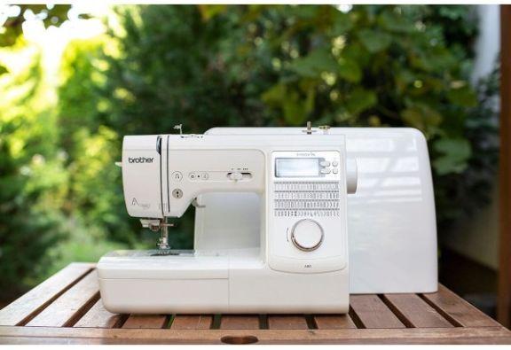 Maquina de coser Brother Innovis A80
