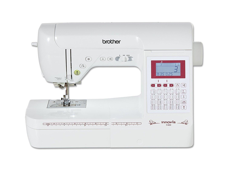 Máquina de coser BROTHER INNOVIS F400