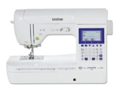 Maquina de coser Brother F420