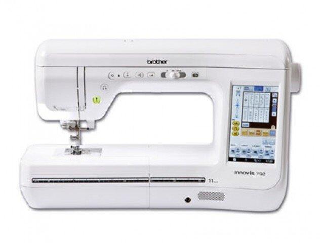 Máquina de coser BROTHER INNOVIS VQ2