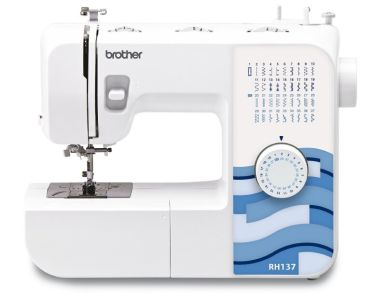 Maquina de coser BROTHER RH-137