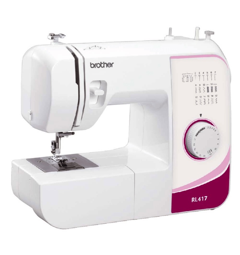 Maquina de coser Brother RL 417