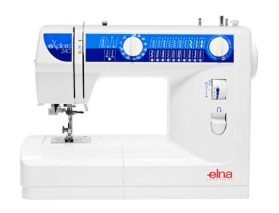 Maquina de coser Elna 240 explore