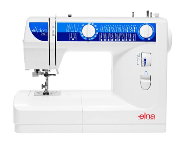 Comprar maquina de coser Elna 240 Ex al mejor precio con