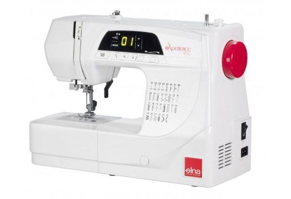 Maquina de coser elna experience 450