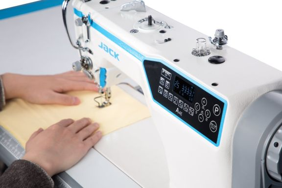 Jack A4E maquina de coser industrial