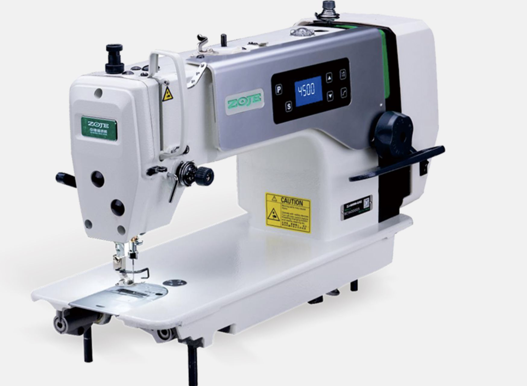 Máquina de coser industrial pespunte recto ZOJE A-6000-G