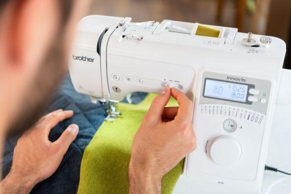 Maquina de coser electronica Brother Innovis A16