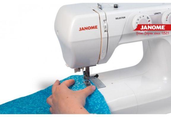 maquina de coser domestica janome 3622s