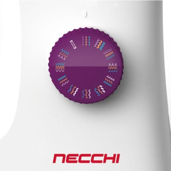 Maquina de coser Necchi K132A