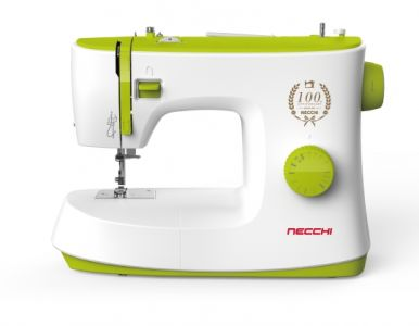 Maquina de coser Necchi K408A